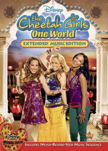 CHEETAH GIRLS:ONE WORLD BY CHEETAH GIRLS (DVD)